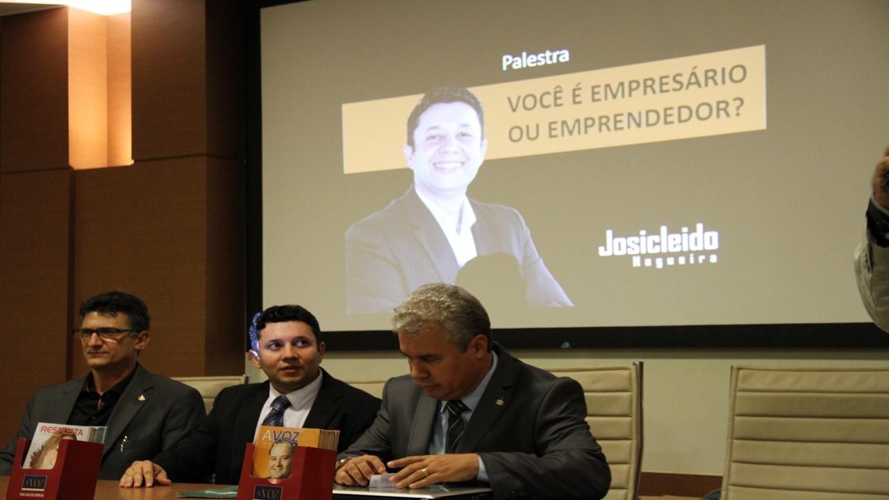 Josicleido Nogueira Palestra  Vendas