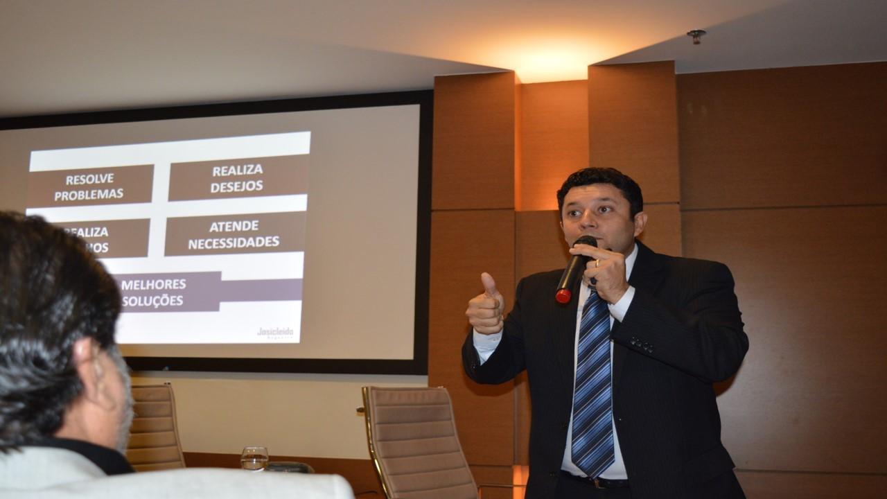 Josicleido Nogueira - Palestrante Motivacional Minas Gerais