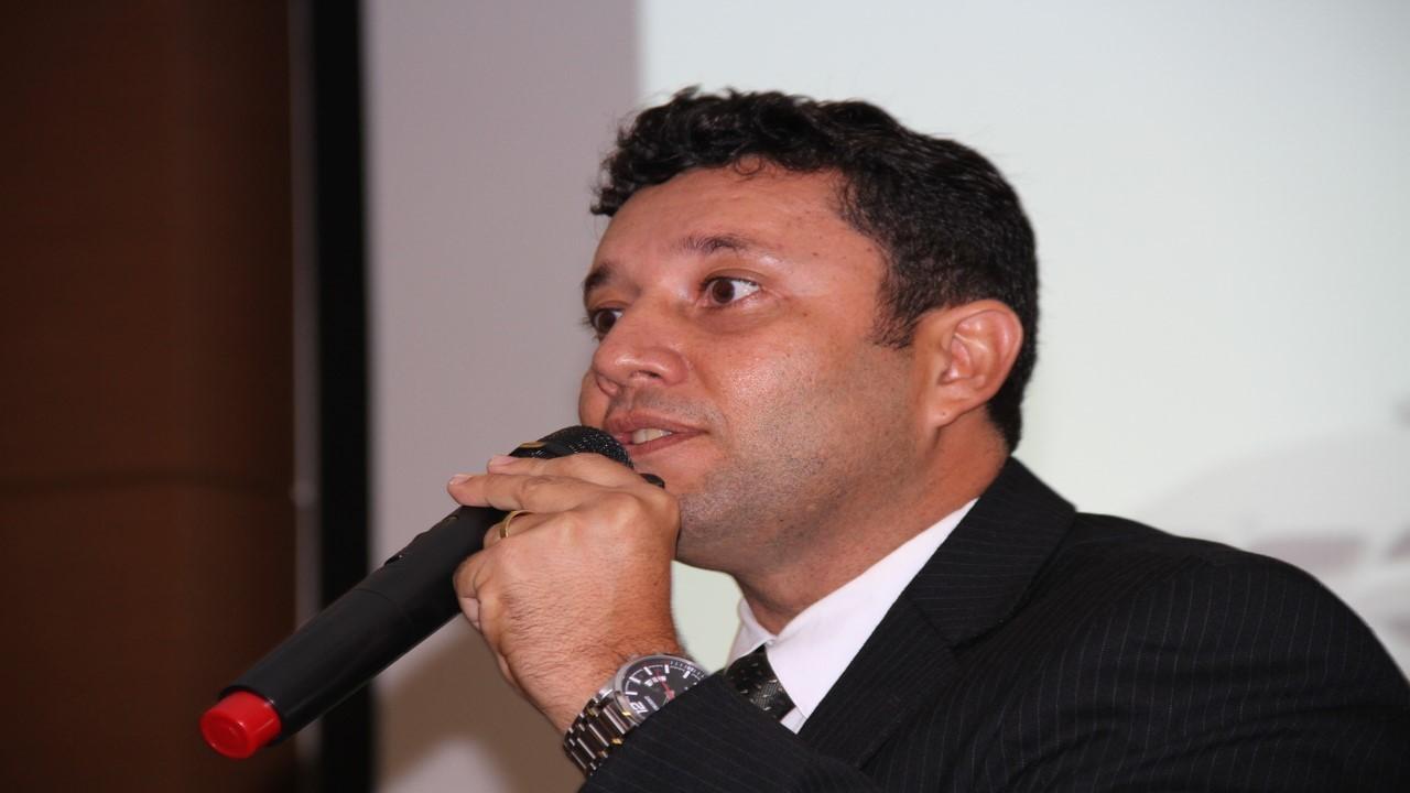 Josicleido Nogueira Palestrante