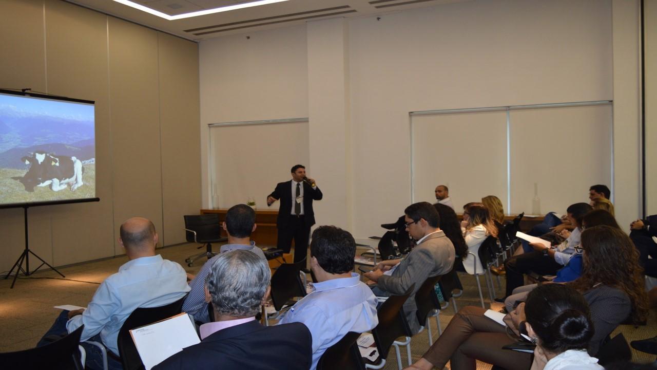Josicleido Nogueira palestrante vendas