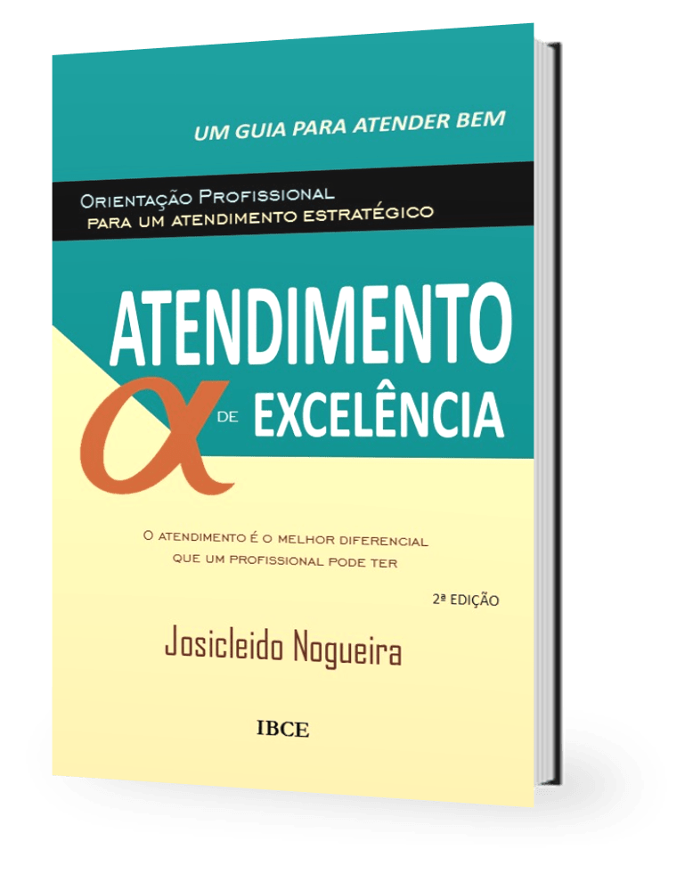 Livro Atendimento de Excelência - 2ª edição