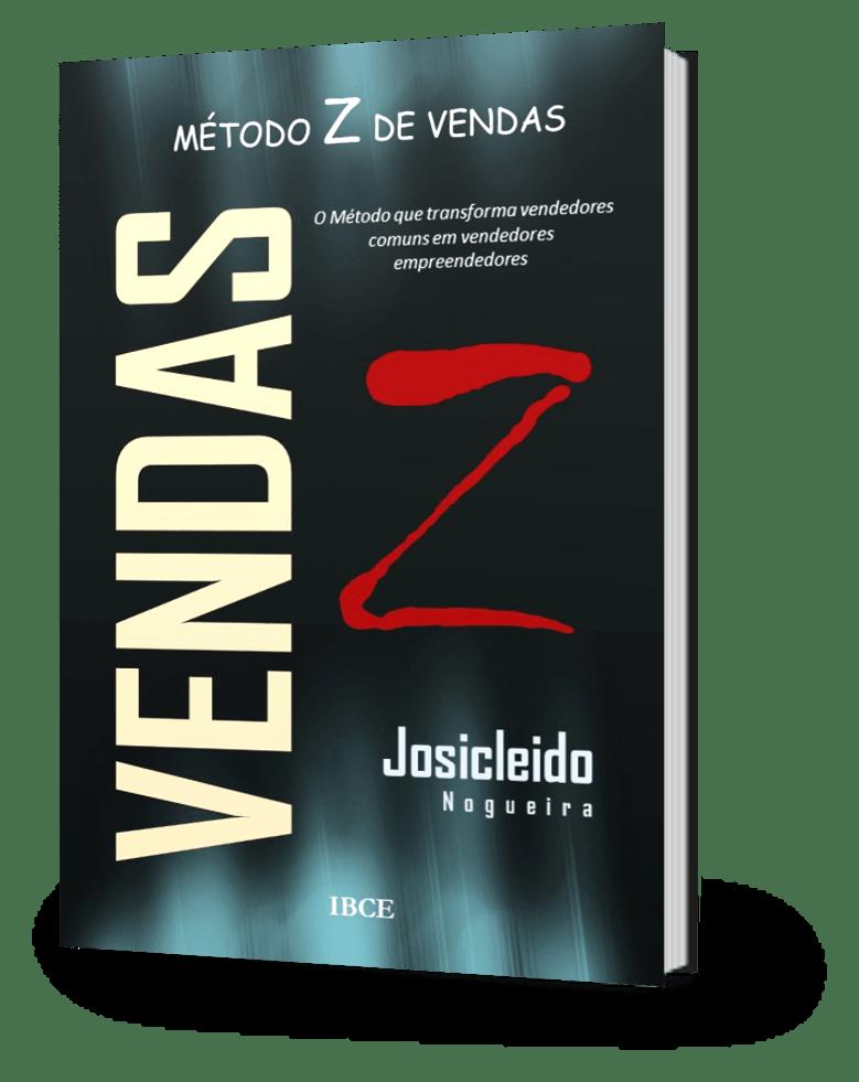 Livro Método Z de Vendas - Josicleido Nogueira