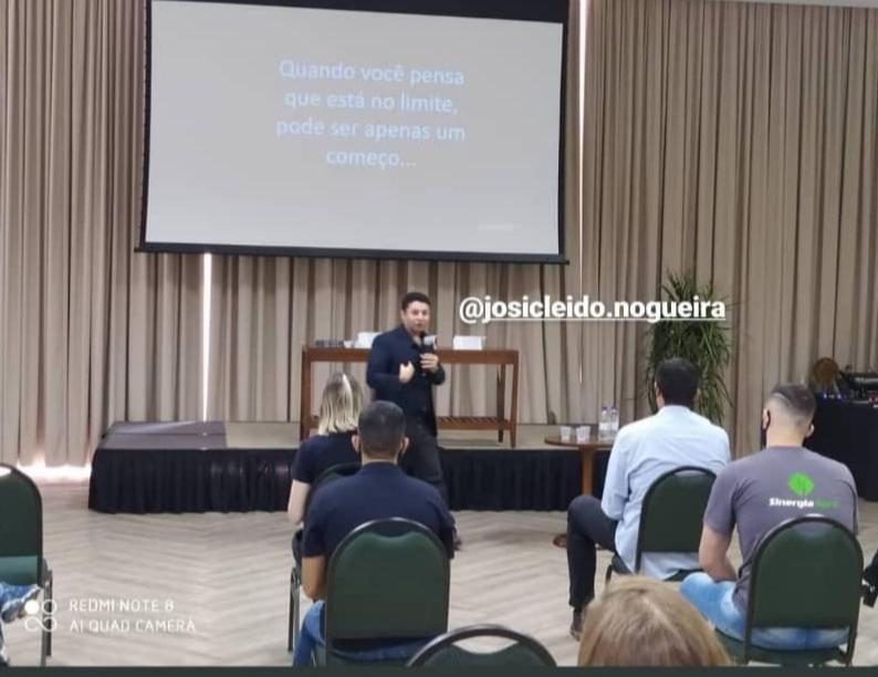 Melhor Palestrante de São Paulo - Josicleido Nogueira