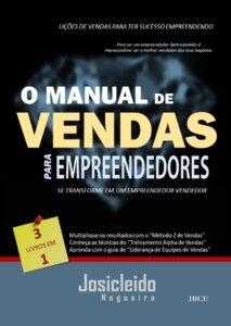 Livro - O Manual de Vendas para Empreendedores - Josicleido Nogueira